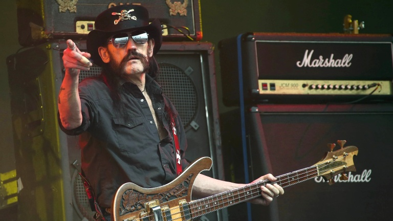 Morre o lendário Lemmy Kilmister
