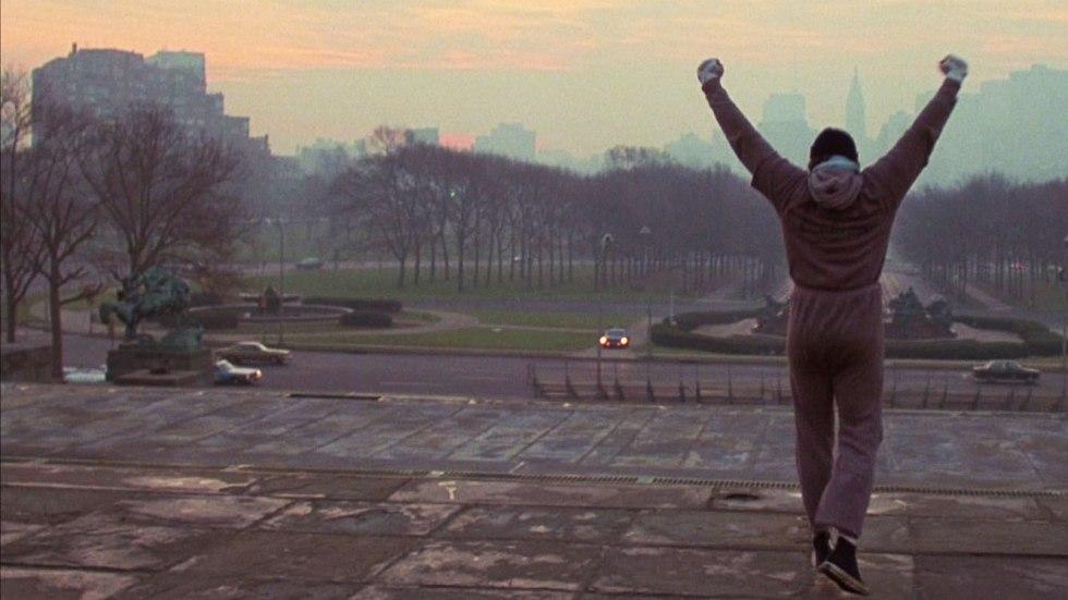 Nasce o mito Rocky Balboa
