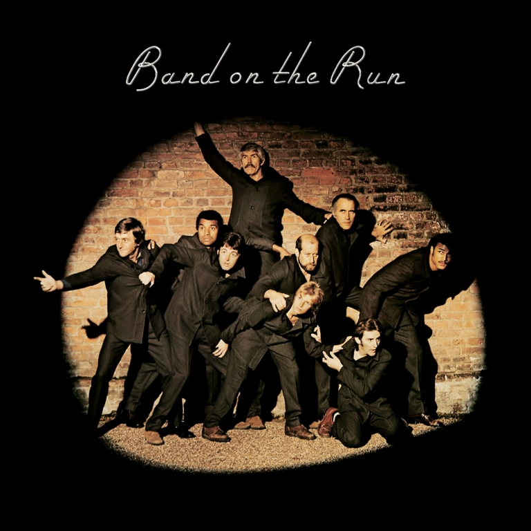 Paul McCartney lança Band on the Run
