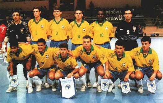 Brasil é pentacampeão mundial de futsal