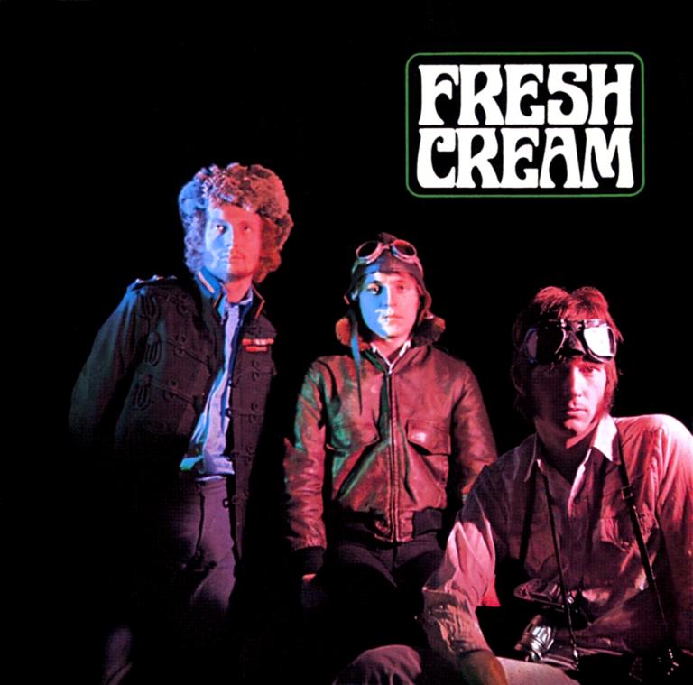 Cream lança o primeiro álbum no Reino Unido
