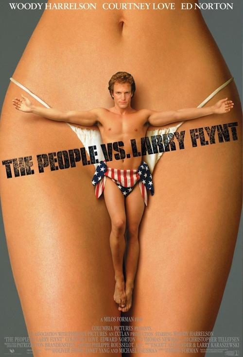 """""""O Povo Contra Larry Flynt"""" estreia nos Estados Unidos"""