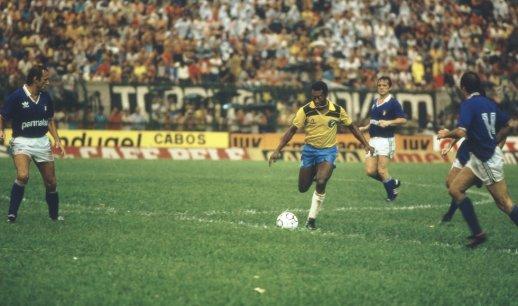 ...que teve Pelé!