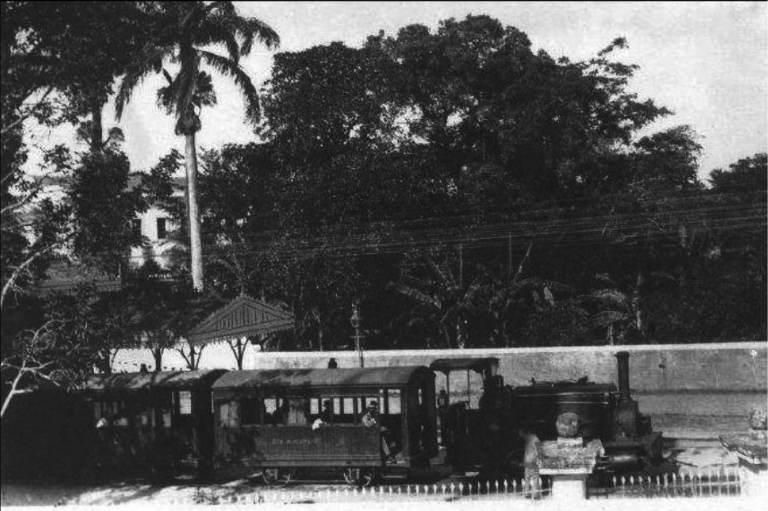 Primeiro trem urbano da América Latina é inaugurado no Recife