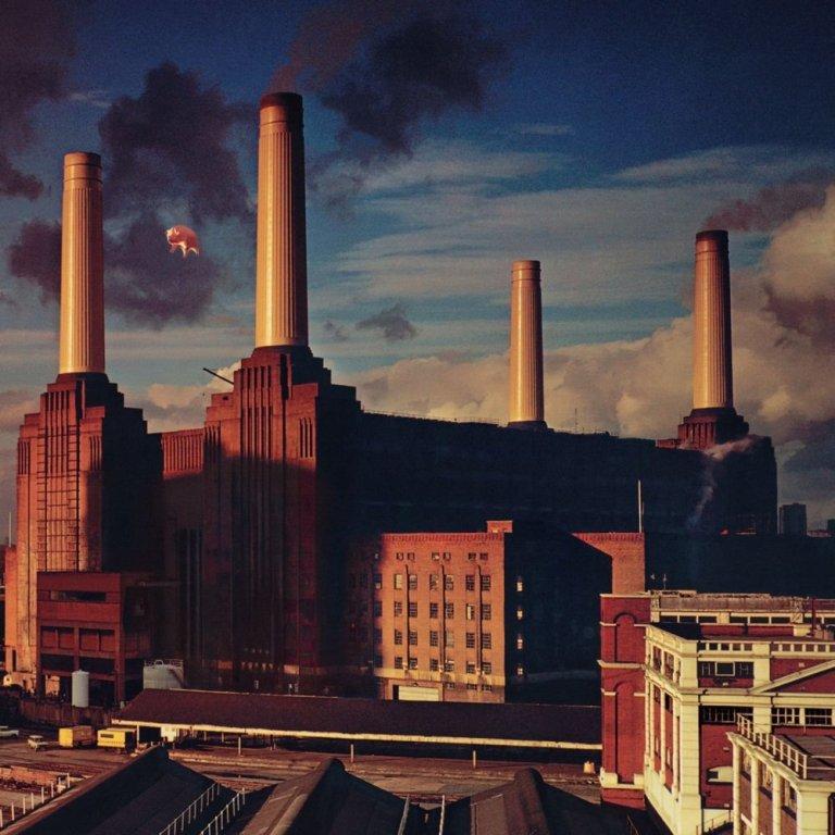 Pink Floyd lança Animals nos Estados Unidos