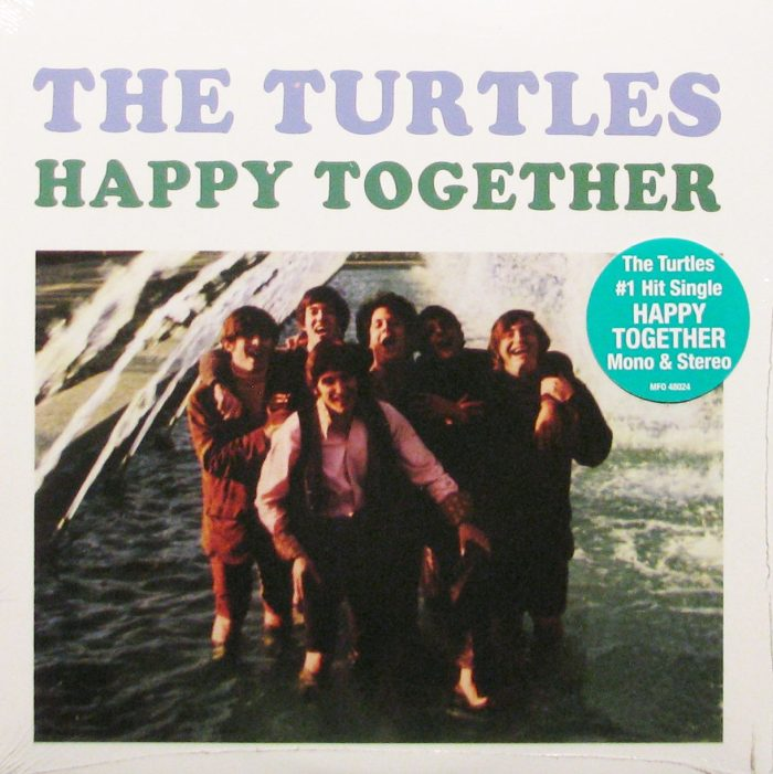 "The Turtles lançam ""Happy Together"""