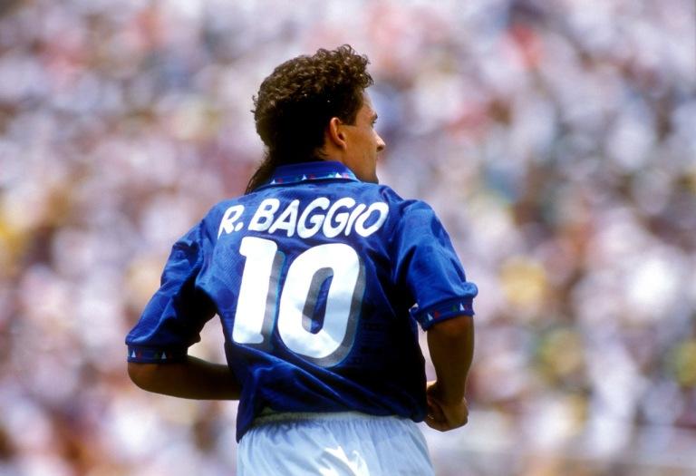 Roberto Baggio, 50 anos