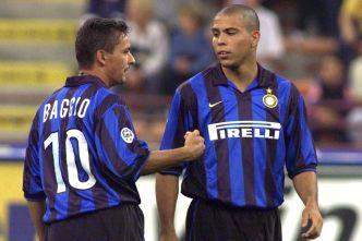 Inter, com Ronaldo Fenômeno