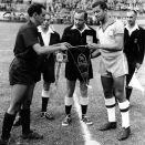Capitão na Copa de 1954