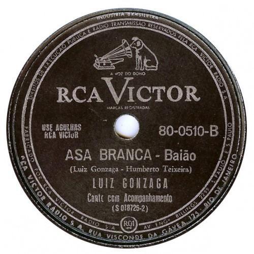 """Luiz Gonzaga grava """"Asa Branca"""" no Rio de Janeiro"""
