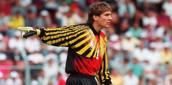 A estreia pela Alemanha foi em 1987