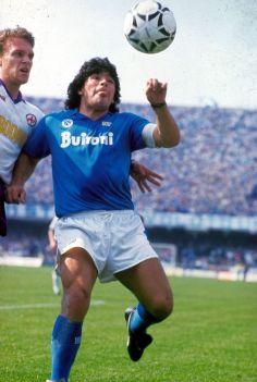 Diego em ação!